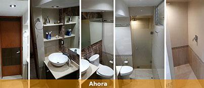Remodela espacios en tu casa